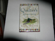 The Quilter's Homecoming by Jennifer Chiaverini (2007) SIGNED 1st/1st