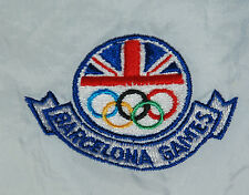RARE VINTAGE GREAT BRITAIN OLYMPIC TEAM BARCELONA 92 ADIDAS TRACKSUIT JACKET M L