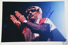 Omar Souleyman عمر سليمان‎ signed  20x30cm Foto Autogramm / Autograph in Person