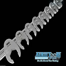 "Crows Foot Spanner Set **8pc**3/8"" Drive"
