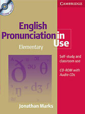 English Pronunciation in Use Elementary Book with Answers, 5 Audio CDs and...