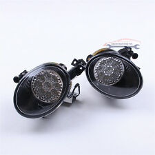 Pair Front LED Fog Lamps Fog Lights For VW Jetta Golf MK6 EOS 1F 5K0941699 700