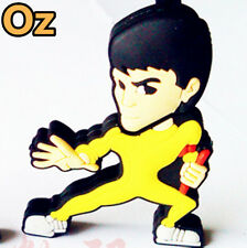 Bruce Lee USB Stick, 16GB Kung Fu Star Quality Product USB Flash Drives