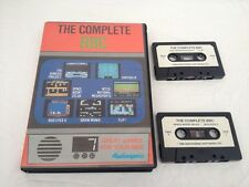The Complete BBC – 7 Great games for BBC Acorn Micro Audiogenic Cassette