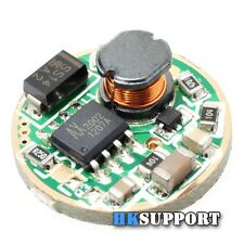 17mm 1000mA 1A 8.4V - CREE LED Flashlight Single Mode Driver Circuit Board