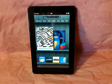 "Amazon Kindle Fire 7"" 1st Generation 8GB  Works Perfectly Good Screen"