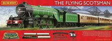 HORNBY R1167 Flying Scotsman (Three Coaches) OO Train Set
