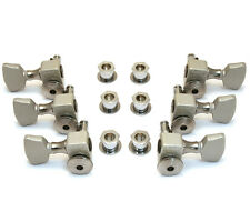 Sperzel Trim-Lok Locking 3x3 Satin Chrome Guitar Tuners/Machine Heads