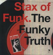 Various Artists - Stax of Funk: Funky Truth / Various [New Vinyl] UK - Import