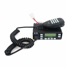 LEIXEN VV-898S 25W FM VHF/UHF Dual Band Amateur Car Mobile Radio Transceivers