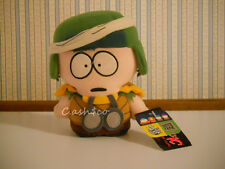 """NEW South Park Kyle StarTrek plush stuffed doll Comedy central 6.5"""" tall TAGS"""