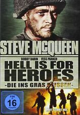 HELL IS FOR HEROES-DIE INS GRAS BEIßEN   DVD NEU SIEGEL,DON