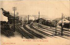 CPA Nancy - Gare des Marchandises (277043)