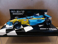 Minichamps 1:43 Fernando Alonso Renault F1 Team R23 2003 F1 race car