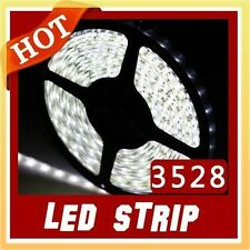 5M 150 LED Strip Light Lighting 6000K White Waterproof 12V