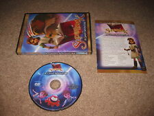 Superbook: A Giant Adventure DVD CBN Christian Broadcasting Network Nice
