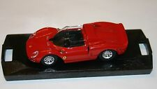 1/43 FERRARI P2  'PROVA' BOX MODEL RED UNMARKED VERSION
