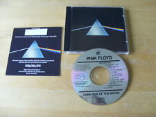 CD - Pink Floyd - Dark Side Of The Moon -RARE-SWINDON- First & Last Issue