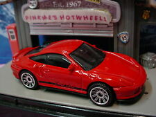 2012 POLICE Design Exclusive PORSCHE 911 TURBO∞Red~Loose New MATCHBOX