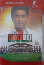 CHAKDE! INDIA (2 Disc Special Edition)  - Bollywood Movie DVD Shahrukh Khan.