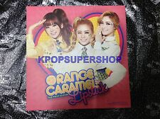 Orange Caramel Vol. 1 Lipstick CD Great Condition K-POP KPOP After School OOP