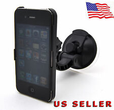 NEW iPhone 4S 4 4G Suction Swivel Car Window Dock Mount 4th Gen windshield at&t