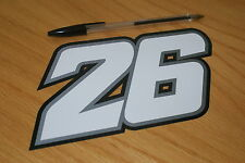 Pedrosa Number 26 Race Number 2015 - Large