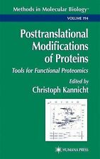 Posttranslational Modification of Proteins: Tools for Functional Prote-ExLibrary