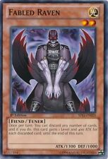 YUGIOH Fabled / The Fabled Deck Complete 40 - Cards