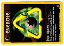 POKEMON NEO GENESIS RARE N° 105/111 ENERGIE RECYCLABLE