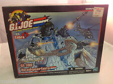 New GI Joe vs Cobra Micro Machines GI Joe Headquarters 53199 6171250100