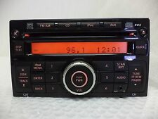 2011 2012 NISSAN Juke Radio MP3 CD Player AUX Factory OEM CY11G 28185-1KM2A