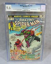 THE AMAZING SPIDER-MAN #122 (Death Green Goblin) Marvel Comics 1973 CGC 9.6 NM+