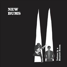 New Bums - Voices In A Rented Room [CD New]