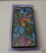 fits iPhone 5C, phone case  Claires Rainbow 3 dimensional type butterfly design