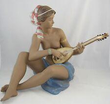 """Lladro Limited Edition 76/1,000 Gres Figurine 17678 """"SCHEHERAZADE"""" New In Box"""