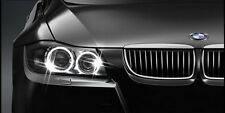►2X 3er BMW mit ORIGINAL SCHEINWERFER E90,E91 STANDLICHTER ANGEL EYES POWER LED