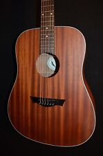Dean AXcess AXS Mahogany Dreadnought 6 String Acoustic Guitar - Free Shipping!