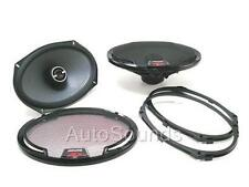 "Alpine Type R SPR-69 300 Watts 6"" x 9"" 2-Way Coaxial Car Audio Speakers 6""x9"""