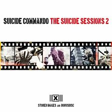 SUICIDE COMMANDO The Suicide Sessions 2 2CD 2013