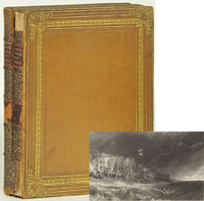 Picturesque Views Southern England Turner Cooke engravings 1826 first edition