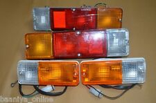 Suzuki SJ Sierra Samurai Front Lamp + Tail Lights Rear Lamps Set 85 86-95 New