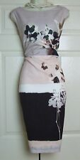 PHASE EIGHT RAI PRINT PARTY OCCASION DRESS SIZE 16 BNWT RRP £120