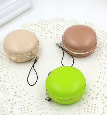 Cell Charms 1PCS 2016 Squishy Strap Soft Gift Decor Key Chain Macaron Phone