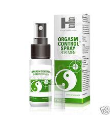 ORGASM CONTROL SPRAY 15ml STOP vorzeitige Ejakulation Verlängerung des Sexualakt