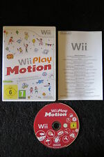 WII : WII PLAY : MOTION - ITA ! Tanti giochi in 1 ! Compatibile Wii U