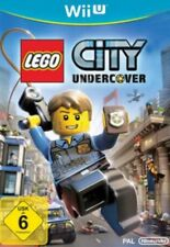 Nintendo wii u lego city undercover the Chase Begins Neuf