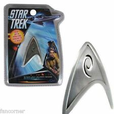 badge Official star trek division engineering Quantum mechanix star trek badge