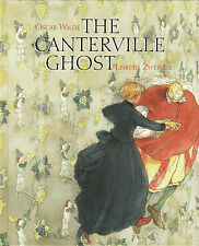THE CANTERVILLE GHOST by OSCAR WILDE Illustrated by LISBETH ZWERGER Hb @NEW@