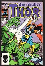 The Mighty Thor #358 (1st series)--When Dalliance was in Flower--1985